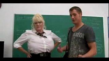 on femdom blonde hard sph desk fucked teacher More big toys
